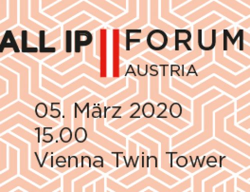 ALL IP FORUM 05.03.2020